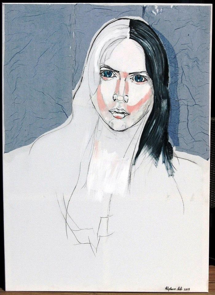 Portret / Alphons Arts