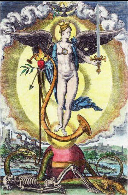 The Gnostic Sophia and the Anima Mundi - Esoteric Online
