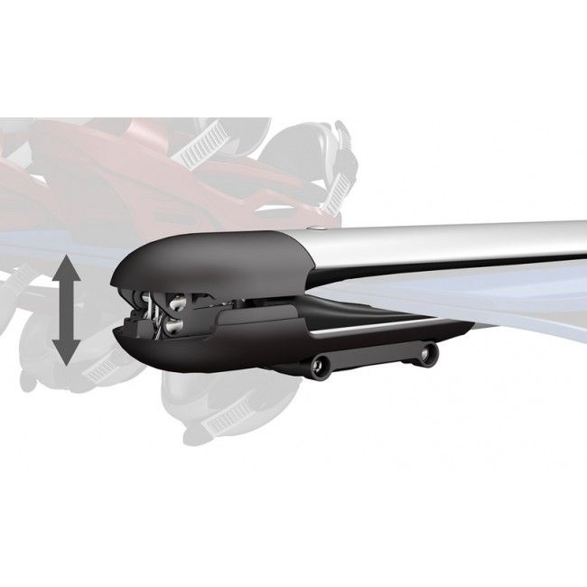 SNOW MOUNT 6 PAIR SKI CARRIER - Roof Rack Superstore