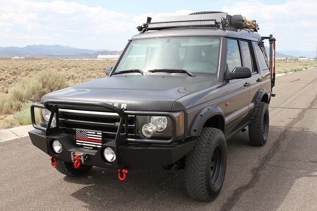 2003 Land Rover Discovery SE 7 NO RESERVE