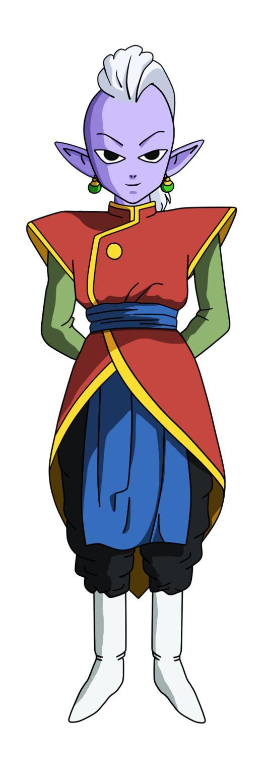 Kai - Gran Kaio-shin del Universo 11 - DRAGÓN BALL SUPER