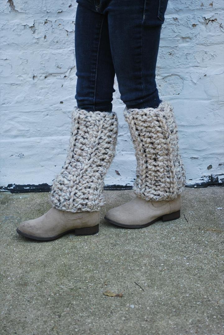 14 best leg warmers images on Pinterest | Crochet leg warmers ...