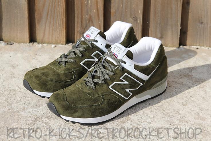 new balance 576 uk green