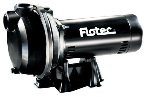 This high capacity sprinkler pump is self priming which is corrosion resistant…