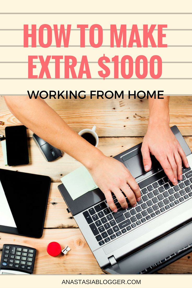 10 Ideas How To Make Money From Home Start Earning Today!