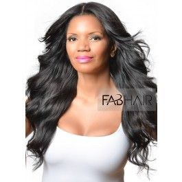 VIRGIN BRAZILIAN - BODY WAVE - By Fab Hair