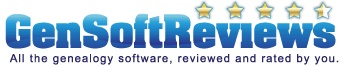 Genealogy software reviews