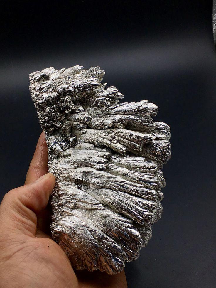 Perfect Diamond grade silver specimens / Rare silver Mineral Specimen #3291 | Collectibles, Rocks, Fossils & Minerals, Crystals & Mineral Specimens | eBay!