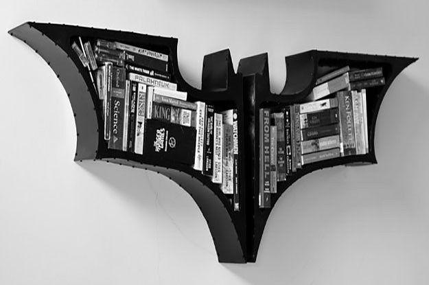 Community Post: 28 Geeky Items Every Batman Fan Needs.