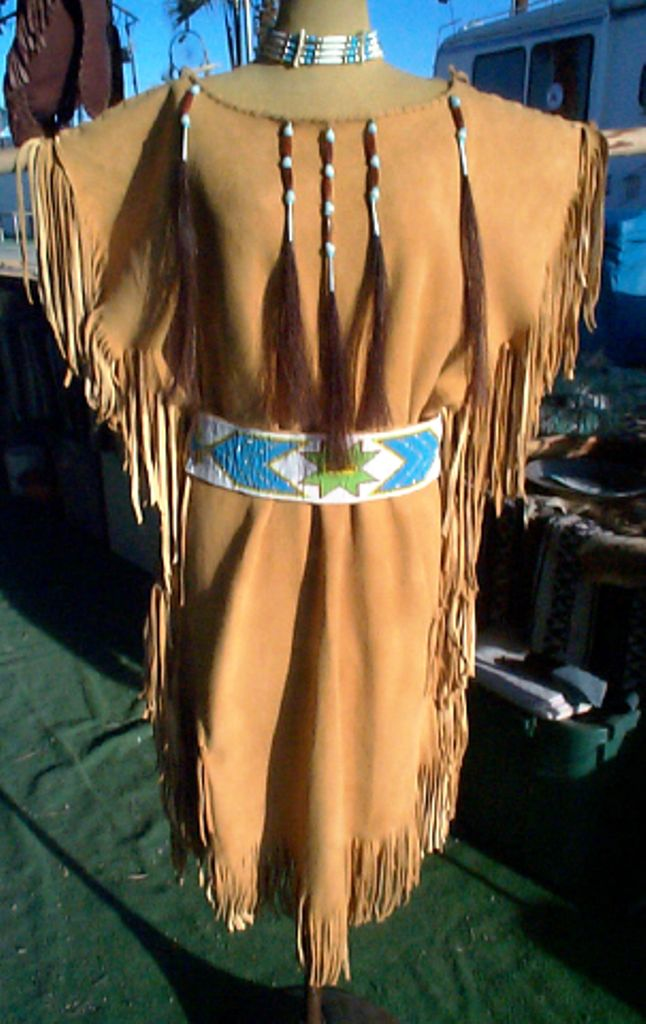 Authentic Native American Indian Clothing | Native American Stuff