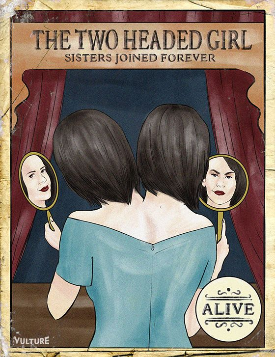 See Vulture's Vintage AHS: Freak Show Posters -- Vulture