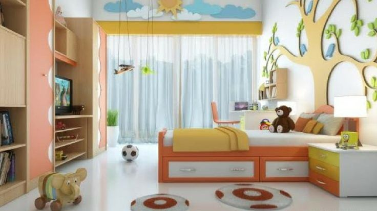 How to Turn Your Kid's Room into a Dreamy Haven? #design #home #homedecor #styling
