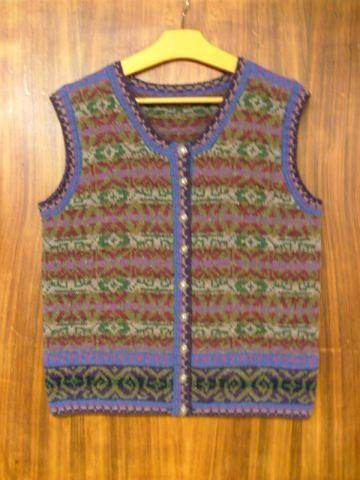 97 best vest images on Pinterest | Knitting ideas, Knitting ...