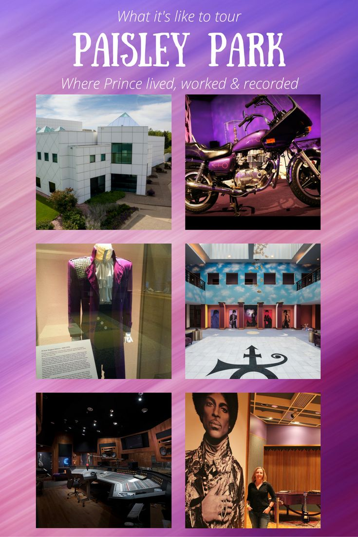 What it's like to tour Paisley Park, where Prince lived, worked and recorded in Chanhassen, Minnesota. Get a glimpse into Prince's mind and life!