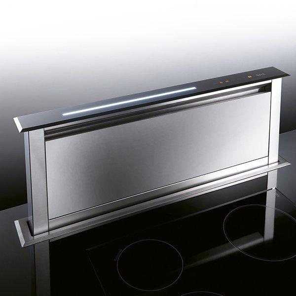 Ideal Best Abzugshaube Lift FPX Schwarz EM ohne Motor