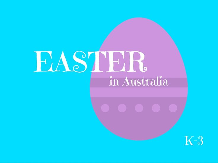 This simple slideshow describes the significance of Easter and includes an Australian animation of the Easter story.