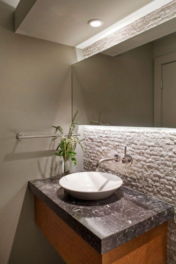 59 Phenomenal Powder Room Ideas Amp Half Bath Designs