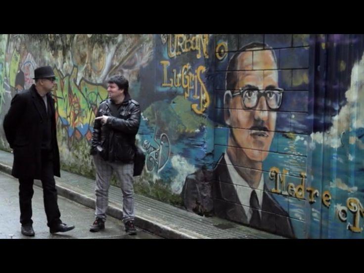 Documental Urbano Lugris, dirigido y producido por Amanita Films, Iván Patiño
