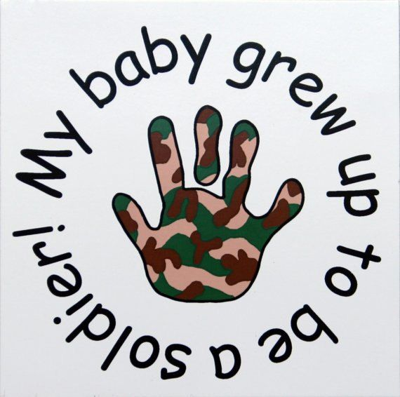 Army Mom Car Magnet by baitser on Etsy, $4.00