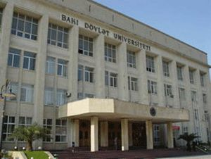 Azerbaijan :: State universities