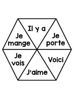 Primary French Immersion Resources: Centre ideas for FSL
