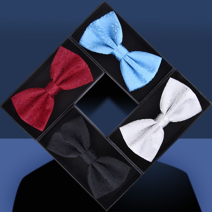 >> Click to Buy << 7 Colours tuxedo bow tie men red and black tartan groom marry groomsmen wedding party colorful striped butterfly cravats mens #Affiliate