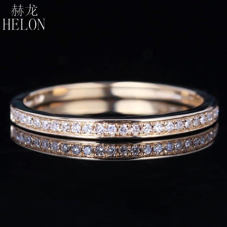 <b>HELON</b> Твердые 10 К желтого золота проложить природных ...