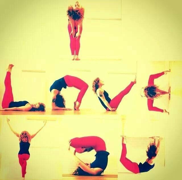 Happy Valentine's day.   Yoga   Pinterest   Valentines ...