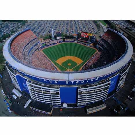 Shea Stadium, New York, NY..Born and raised a Met Fan..I have great memories of going to games with my Dad:)