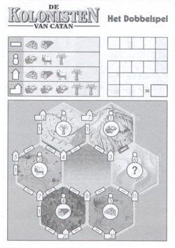 Scoreblok voor het dobbelspel van Kolonisten. 3 stuks. Te spelen met het dobbelspel van Kolonisten van Catan.  http://www.planethappy.nl/999-games-kvc-dobbelspel-scoreblok-3.html