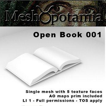 MeshopotamiaOpen book 001 w AO textures
