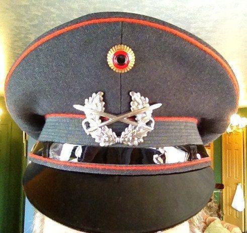 German Bamberger Military Hat, Bamberger Mutzen Industrie- 1967