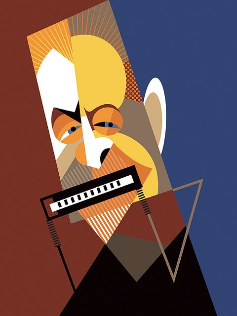 Leon Gieco by Pablo Lobato