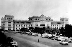 Historia Militar de Guatemala: Presidentes Constitucionales y Jefes de Estado o de Gobierno de la Republica de Guatemala que cursaron sus estudios en la Escuela Politecnica o la Academia Militar