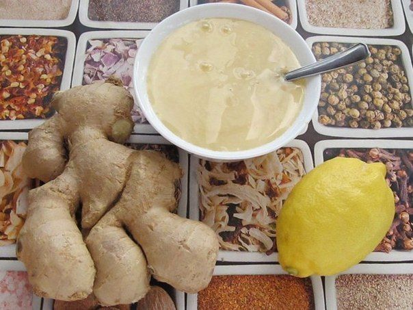 Имбирная смесь! чудо похудение для ленивых - Простые рецепты Овкусе.ру