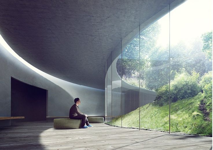 jaja architects - Natural Garden of History