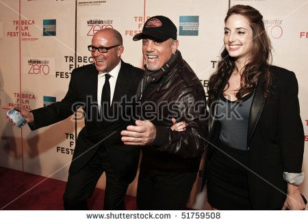 Billy Joel and Alexa Ray Joel Young | YORK - APRIL 25: Musician Billy Joel, Steve Cohen and Alexa Ray Joel ...