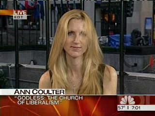 Coulter on 9/11 Widows: 'I Have Never Seen People Enjoying their Husbands' Death So Much' | ThinkProgress