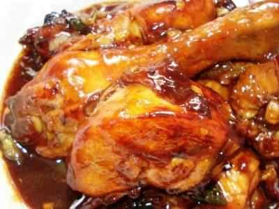 Ayam Goreng Kecap - Simak panduan cara membuat bumbu resep ayam goreng kecap pedas manis atau inggris bango saus cabe hijau mentega ncc ala padang paling enak dan spesial.