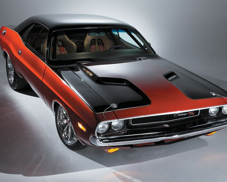 '70 Dodge Challenger RT