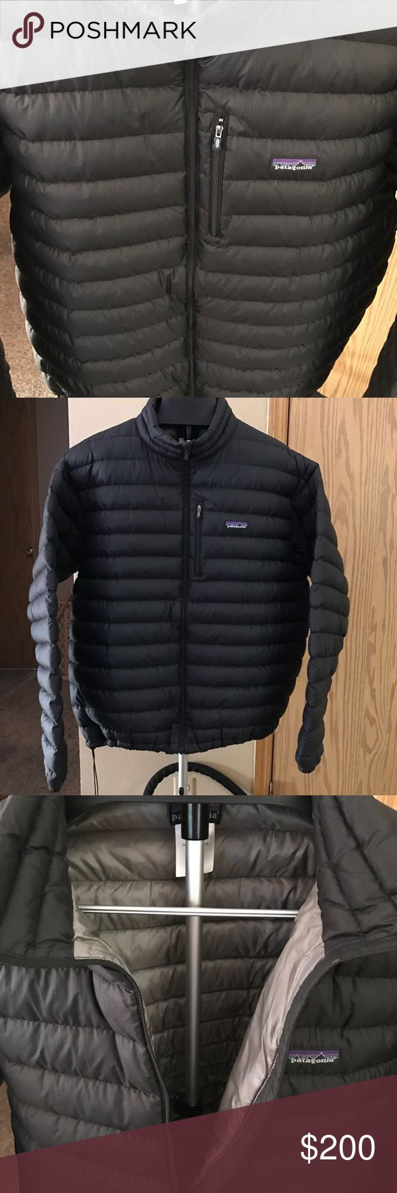 Patagonia puffer jacket Patagonia puffer jacket. Super comfy and warm. Goose down. Patagonia Jackets & Coats Puffers