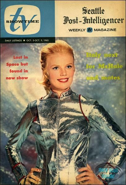 Lost In Space 1965 | ... October 1965 features a Marta Kristen Lost in Space cover