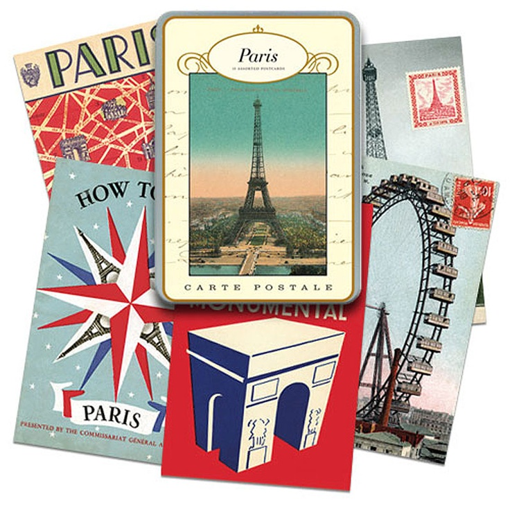 42 best images about card postale on pinterest french fabric postcards and paris travel. Black Bedroom Furniture Sets. Home Design Ideas