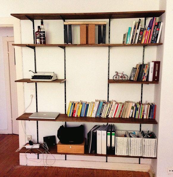 Anleitung Bücherregal selber bauen | maruboy.com