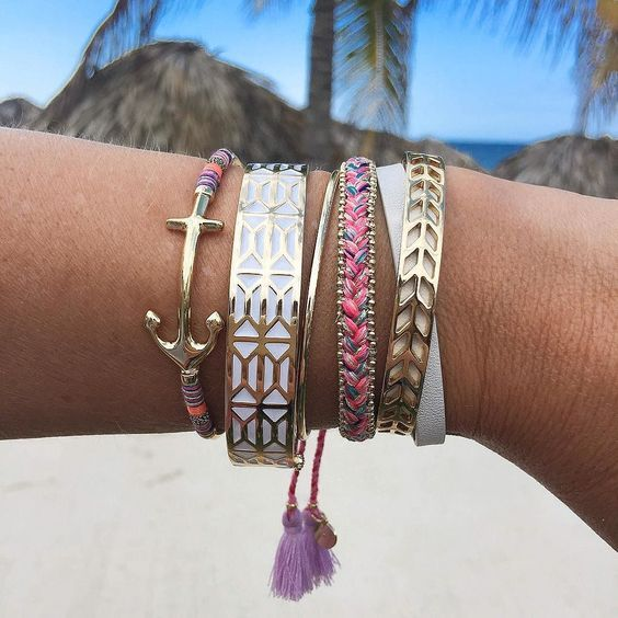 Stella & Dot Styling Tip! #ArmParty