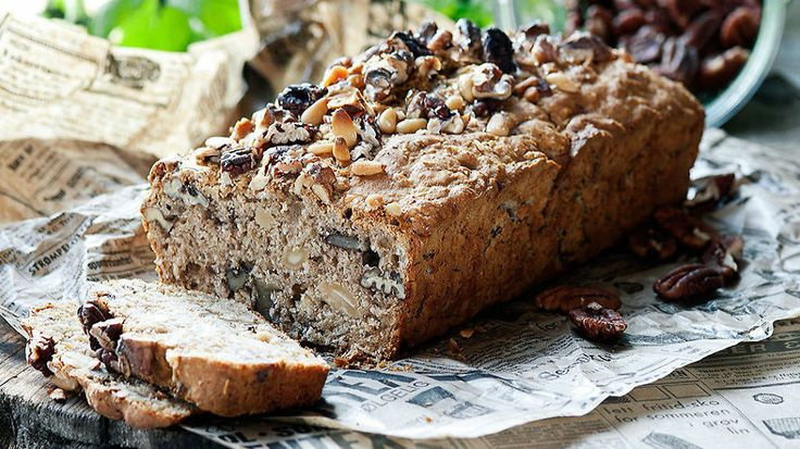 Ukens matblogg: Eltefritt nøttebrød