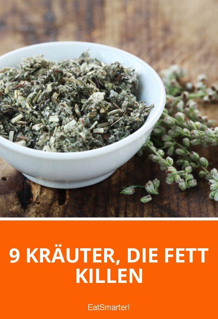 9 Kräuter, die Fett killen | eatsmarter.de