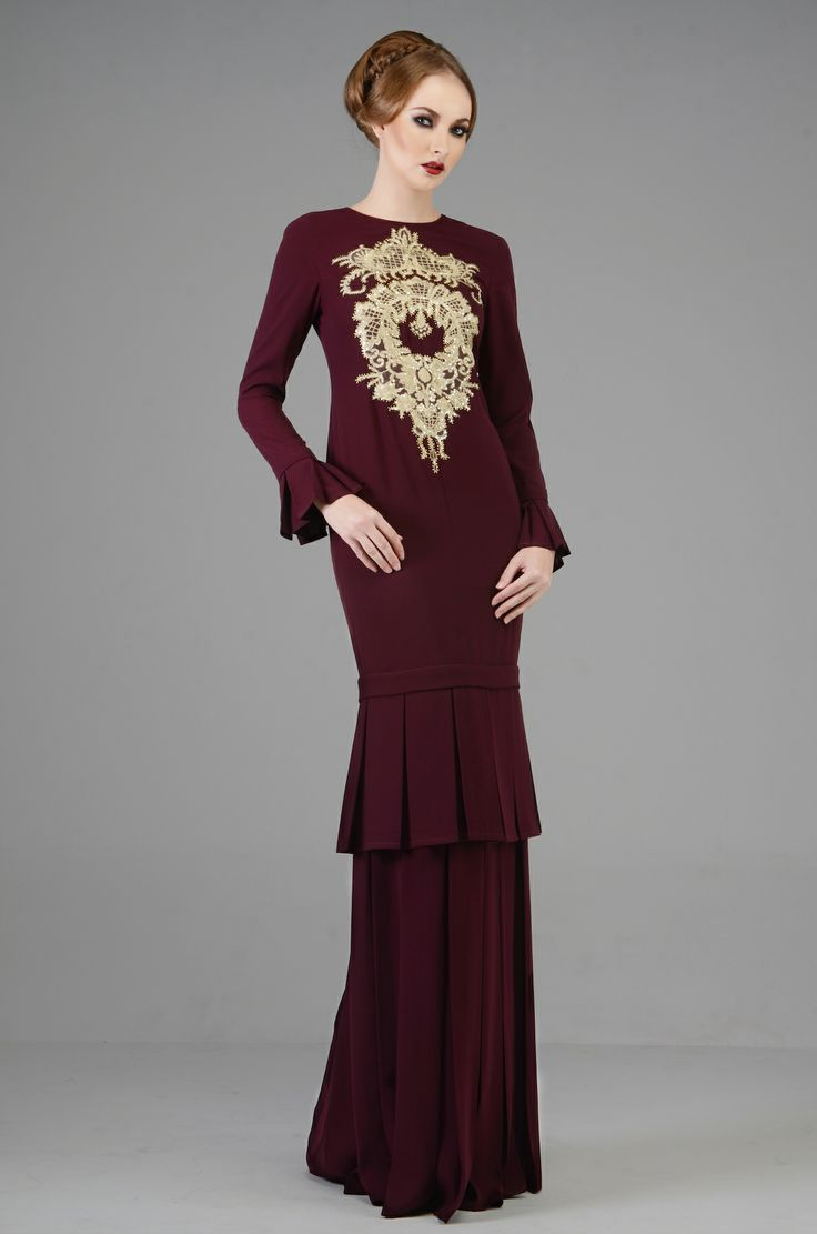 Highness Raya look 2 by Rizman Ruzaini