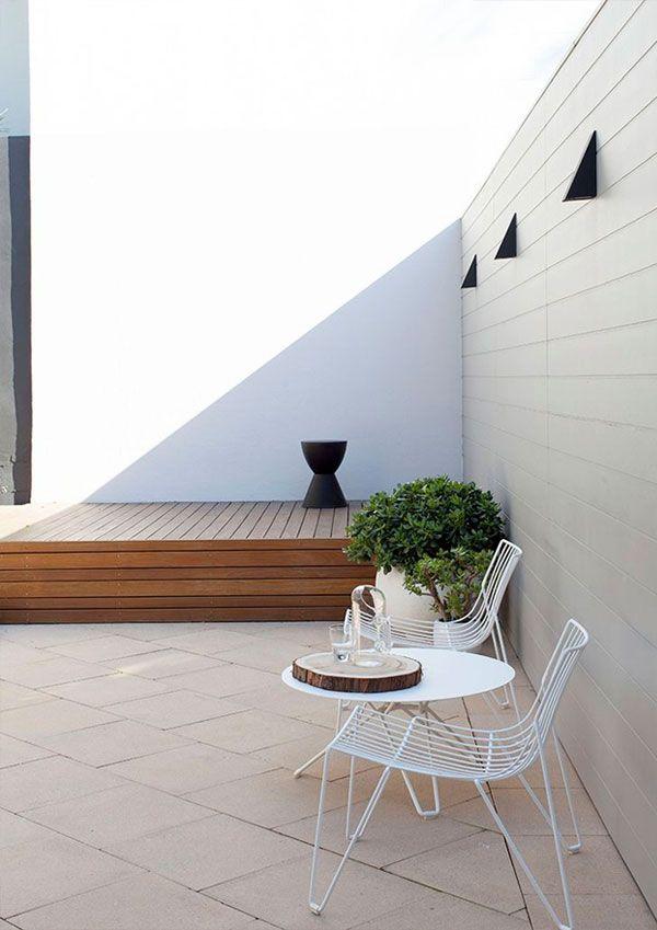 5 Modern Outdoor Spaces Thatu0027ll Make You