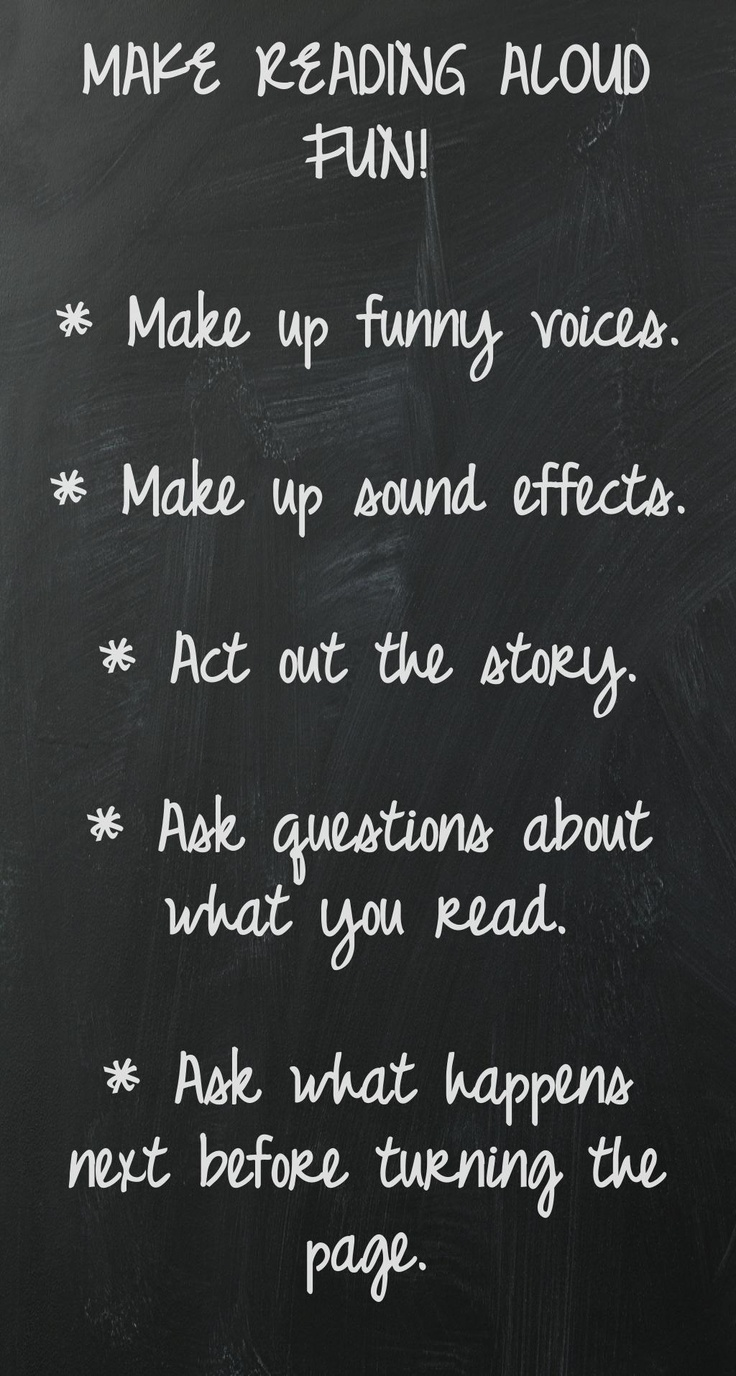 Tips to engage your child and build the daily Read Aloud routine.